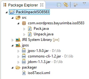 Build and Parse ISO 8583 in Java   Pool of Knowledge